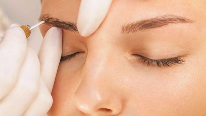5. Microblading PhiBrows